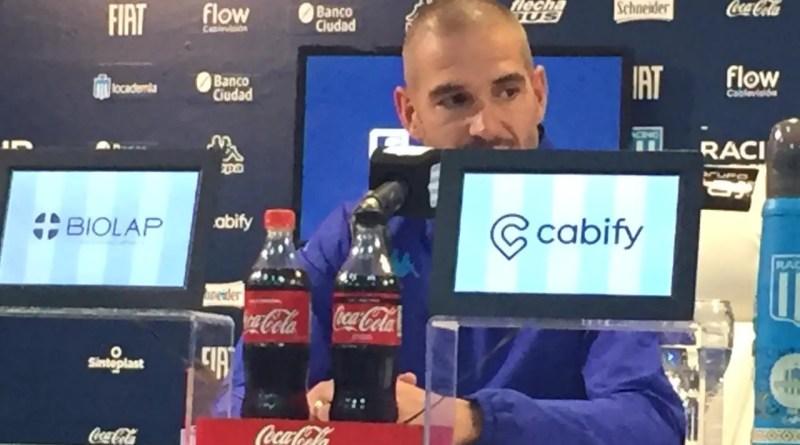 Licha López habló en conferencia de prensa