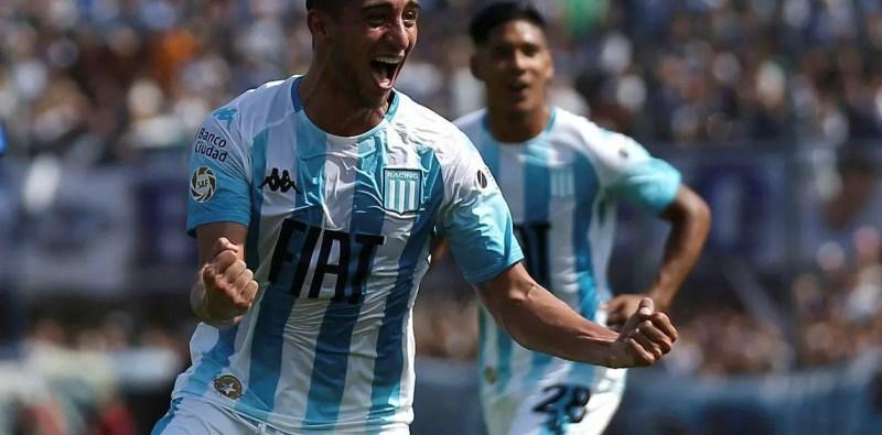 Racing Arsenal Pulpo González