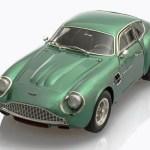 Aston Martin Db4 Gt Zagato 1961 Cmc 1 18 Racing Heroes