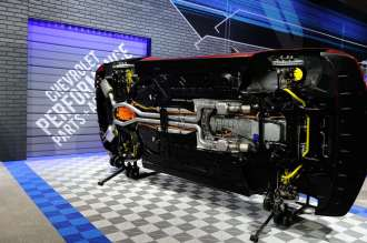 Chevrolet at SEMA 2013-004