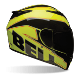 Bell RS-1 Emblem Yellow