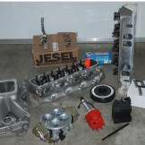 """Some crate motors are sold as """"kits"""". That means some or all of the pieces are disassembled and you get to put them together. If you have the necessary time, tools and experience, it's a good way to go, since the price is lower and you actually have a hand in the construction of your own engine."""