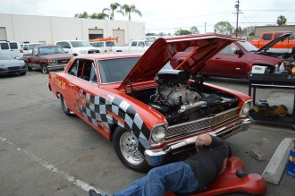 Blown Chevy II Bones Fab