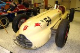 In 1948, Duke Nalon drove the Grooved Piston Special to third place in the Indy 500, making it the highest-placing Novi of all time at Indy.