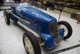 This Offy powered car was finished in time for the 1935 Indy 500 and entered by Wilbur Shaw and riding mechanic Myron Stevens. It came in second.