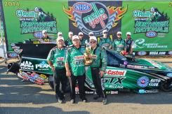 Photo: John Force Racing/Ron Lewis