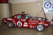 """The """"Mobil 1"""" Volvo was a hit at recent New Motorama show."""