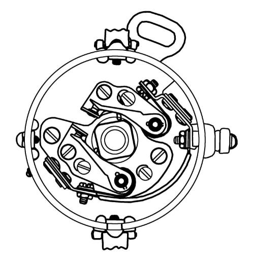 small resolution of a drawing showing a high performance dual point ignition system