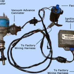 Ford Duraspark Ignition Wiring Diagram For Two Gang Way Light Switch Converting From Points To Electronic – Racingjunk News