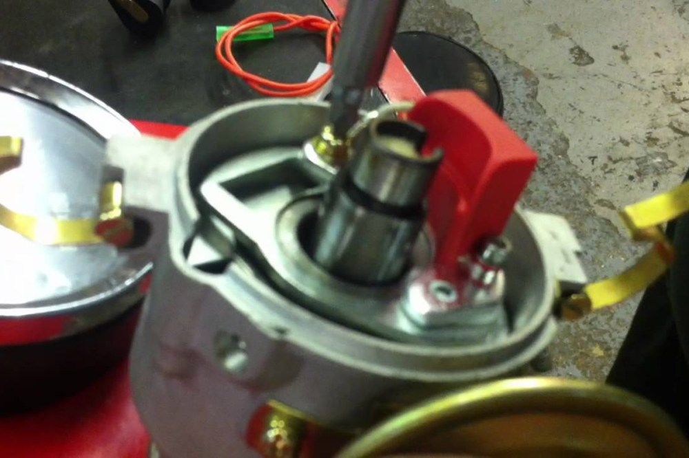medium resolution of a conversion to electronic ignition can be as simple as removing the old points and installing