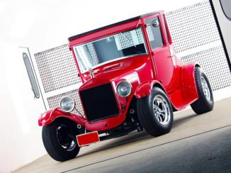 1927 Ford Tall T Coupe