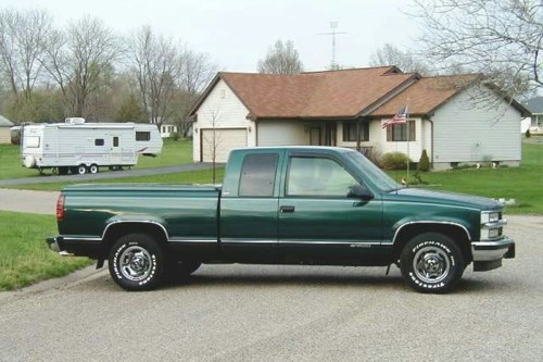 small resolution of  95 chevy c1500