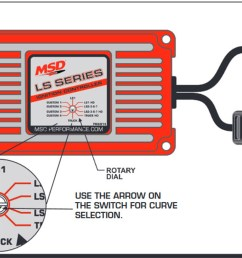 msd performance introduces msd ignition boxes designed for ls engines racingjunk news msd 6a ignition wiring racing  [ 1200 x 802 Pixel ]