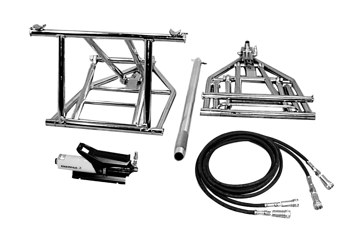 Jerry Bickel Race Cars E Z Lift Jack Set Racingjunk News
