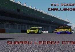 XVII Ronda ROC Challenge 2019 Subaru