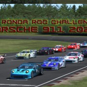 California (07/10) – Ronda XIX ROC Challenge Porsche 2020