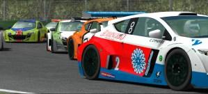 rFactor2 Megane Trophy Racing Online Club