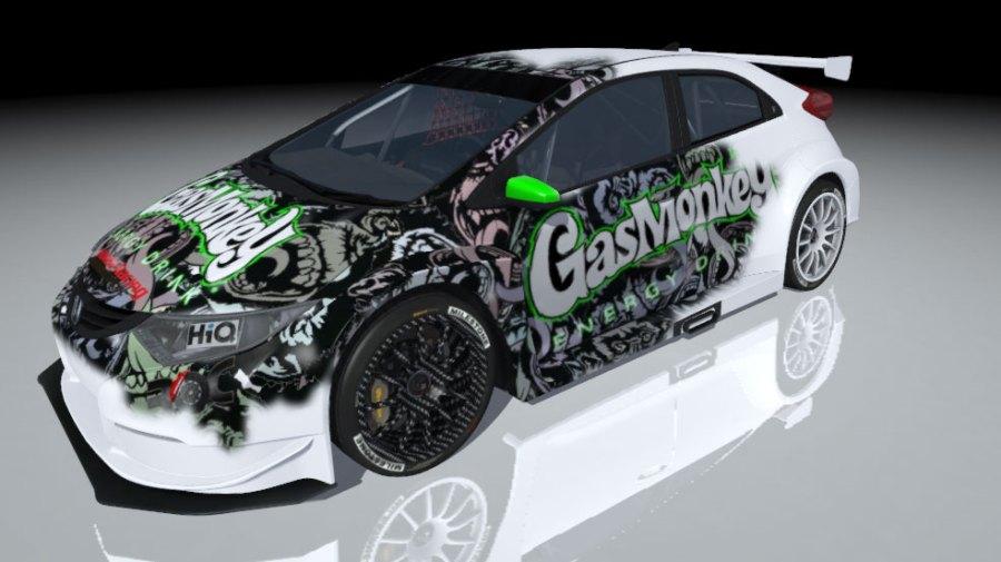 Carset Honda Civic