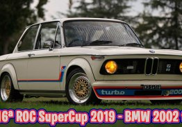 16ª ROC SuperCup 2019 (BMW 2002 tii)