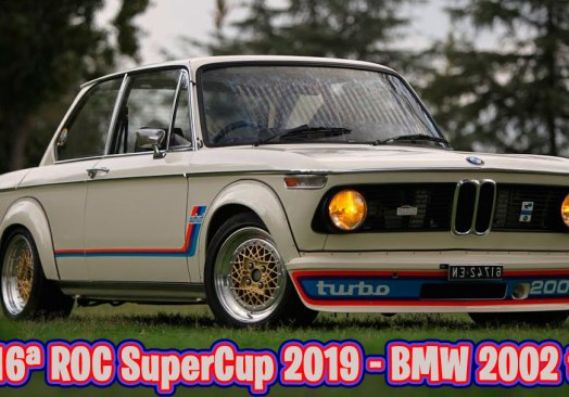 Mid Ohio (2/10) ROC SuperCup BMW 2002 tii