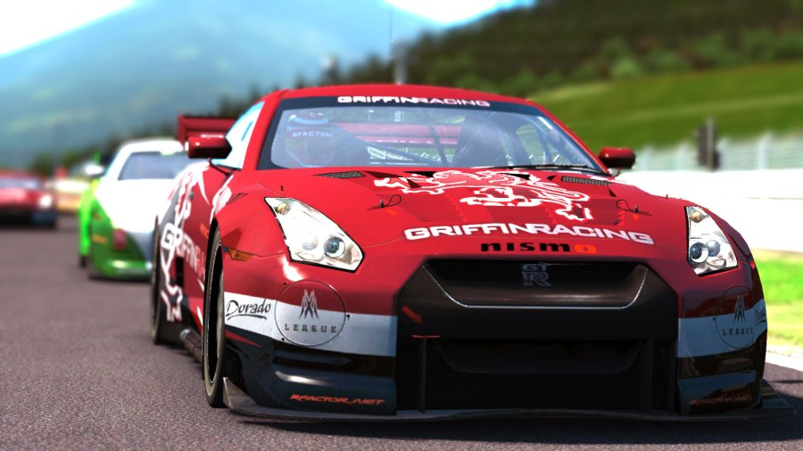 RSC Nissan GTR GT1