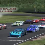 Bélgica (08/10) – Ronda XIX ROC Challenge Porsche 2020