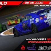 Sao Paulo – Nissan GTR SuperCup – (TEST 3/3)