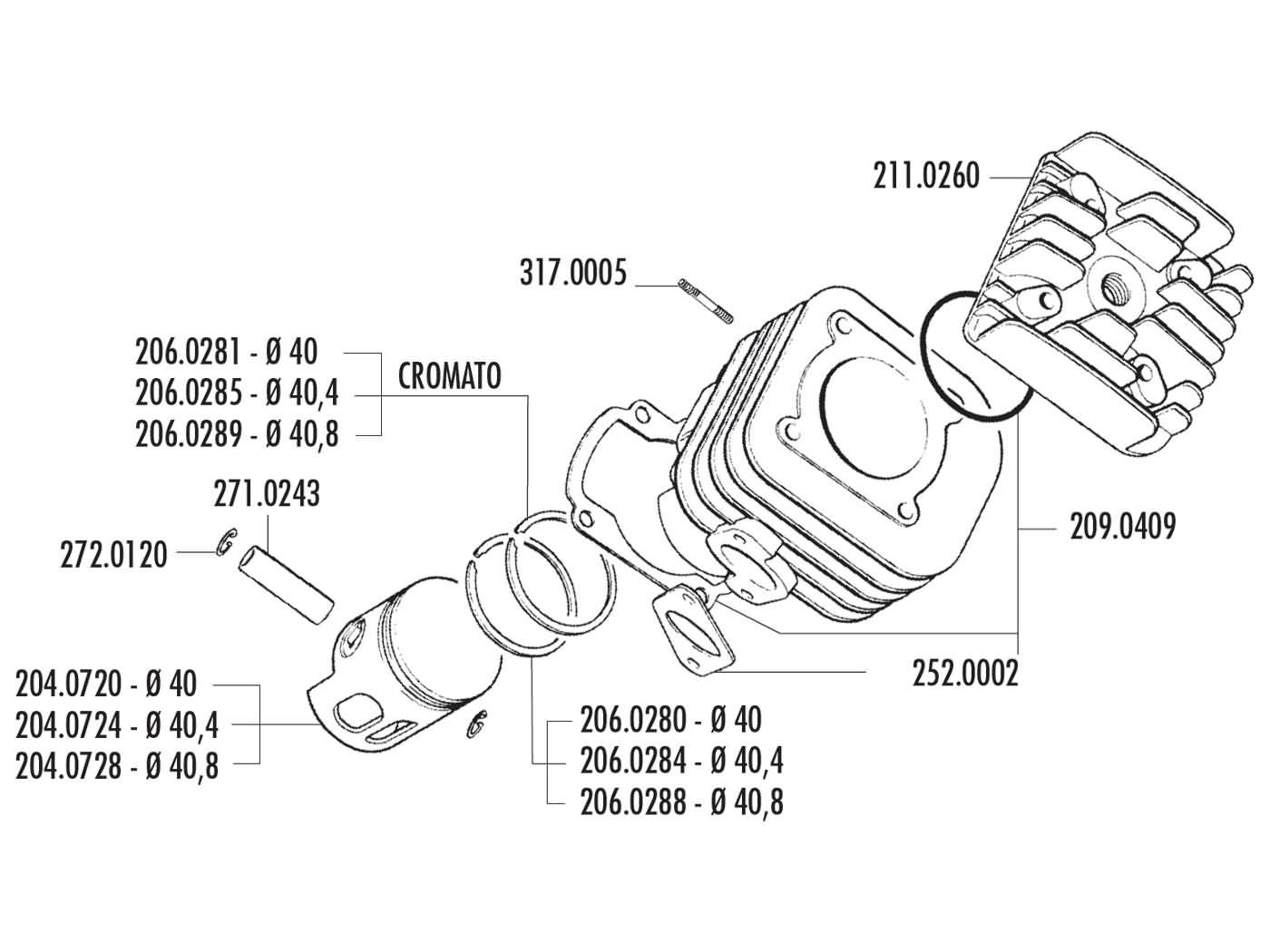 hight resolution of lem 50cc engine diagram