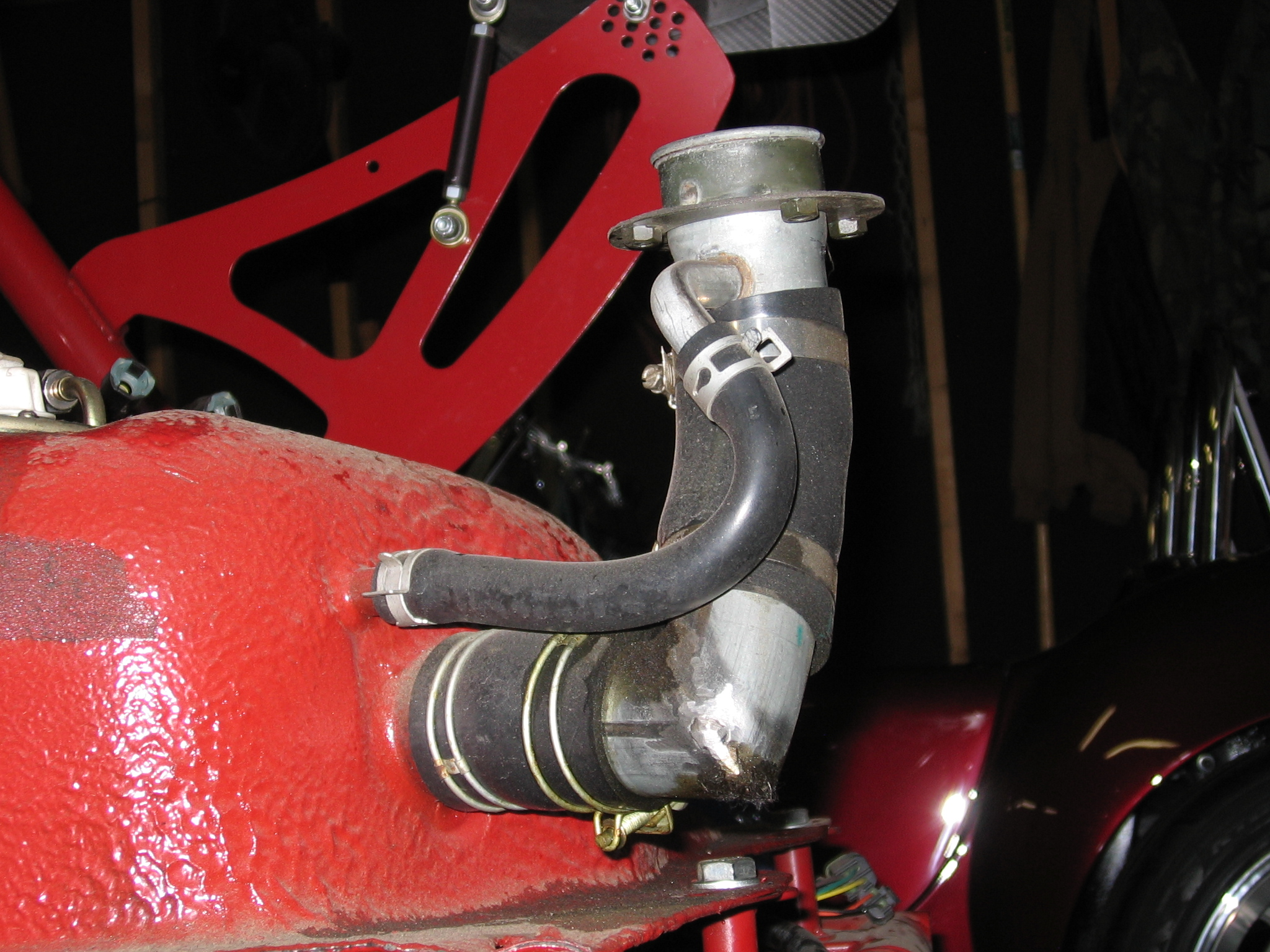 Fuel System – Racing the Exocet