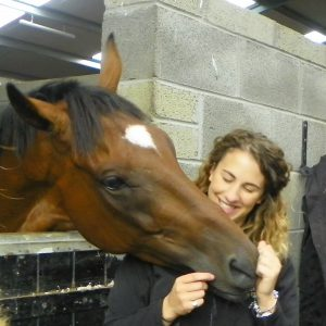 Tiger Roll and Molly