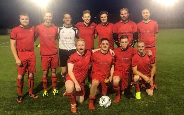 MS Society Football Newmarket