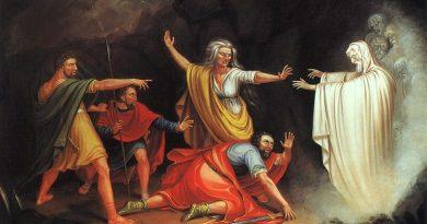 O rei Saul consultou o espírito do profeta Samuel?