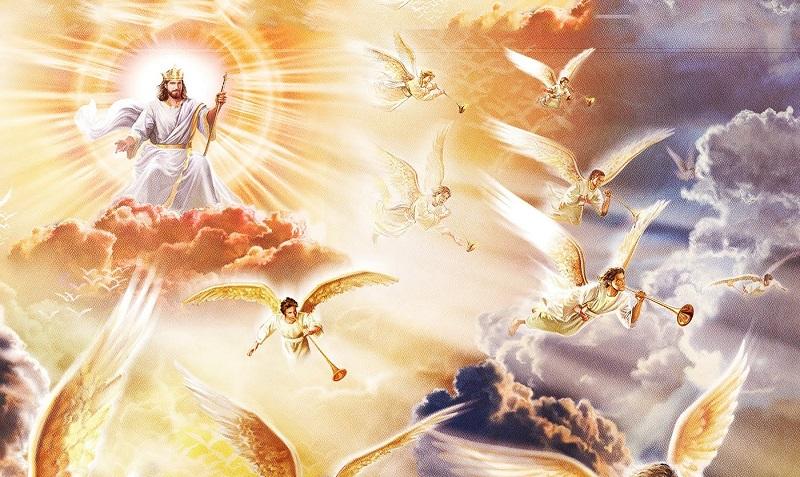 vinda do reino de Cristo
