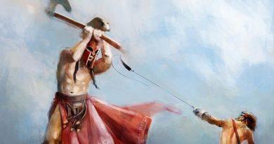 Quem matou Golias: Davi ou Elanã