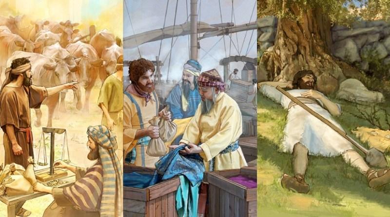 A parábola dos talentos a Bíblia, os empreendedores e a moralidade do lucro