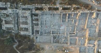 Palácio do tempo de Salomão é encontrado na cidade de Gezer