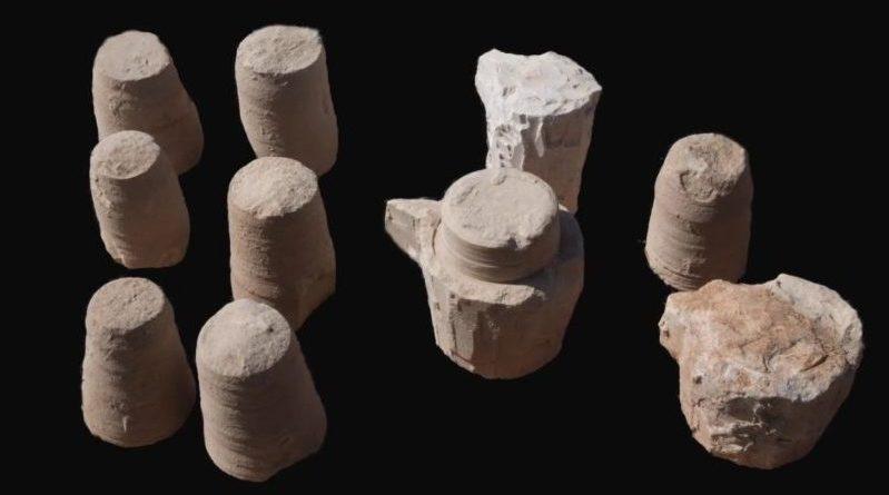 Descoberta Arqueológica Oficina de vasilhas de pedra da época de Jesus
