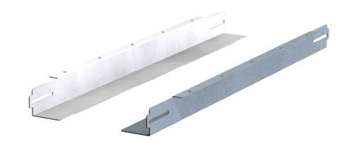 rack support rails for 600mm depth 482 6mm 19 cabinet