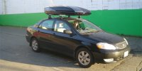 Toyota Corolla 4dr Rack Installation Photos