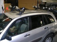 Canoe Roof Carrier & How To Place A Kayak Or Canoe On A ...