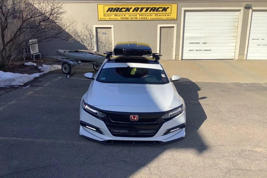 honda accord hybrid 4dr rack