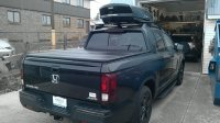 Honda Ridgeline Rack Installation Photos