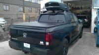 Roof Rack Honda Ridgeline - Lovequilts