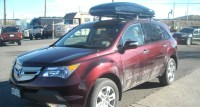 Acura MDX Roof Rack Guide & Photo Gallery