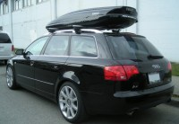 Audi A4 Avant Roof Rack Guide & Photo Gallery