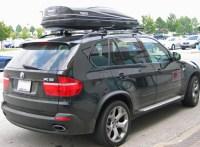 BMW X5 Rack Installation Photos