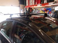 Chevrolet Cruze 4dr Rack Installation Photos