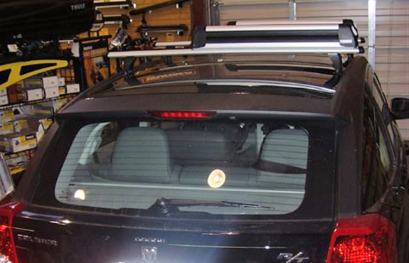 roof racks for dodge caliber