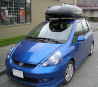 Honda Fit / Fit Sport Rack Installation Photos