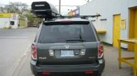 Honda Pilot Roof Rack Guide & Photo Gallery